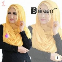 Jilbab Original Apple Shireen antem swarovski - AA343