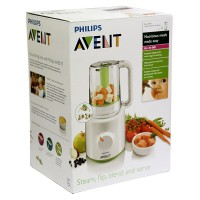 Philips Avent SCF870-20 Combined Steamer & Blender