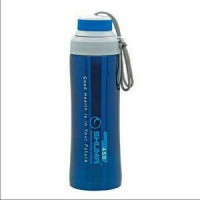 [Shuma]Vacuum Bottle Sport 450ml / Botol Termos Stainless Steel