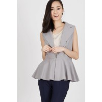 Gere Grey Lapel Outer