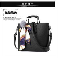 WOMAN SIMPLE FASHION BAGS #ELV82304 IMPORT KOREA WITH LONG STRAP