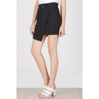 Felo Black Belt Skirt