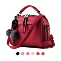 TAS FASHION IMPORT A558 - 10 WARNA | PU LEATHER| (22x19)cm| RESLETING