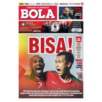 [SCOOP Digital] Tabloid Bola Sabtu / ED 2725 DEC 2016