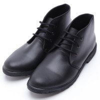 Dr.Kevin Leather Shoes 1021 Black