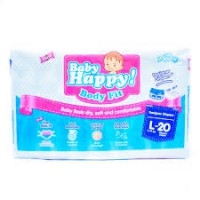 Baby Happy Diapers L 20