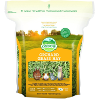 OXBOW HAY Orchard Grass Hay 425g RABBIT, HAMSTER AND OTHER HERBIVORE
