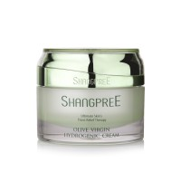 SHANGPREE OLIVE VIRGIN HYDROGENIC CREAM NET WT. 50ml