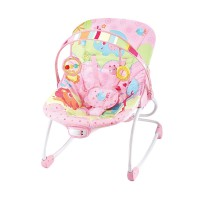 Mastela Bouncer Newborn To Toddler Rocker 6903 Pink 3-18 kg