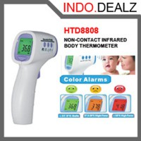 TERMOMETER HTD8808 PREMIUM CONTACTLESS DIGITAL INFRARED THERMOMETER