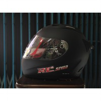KYT RC Seven Solid