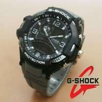 Jam Tangan G-Shock New Speedo Dualtime Grey