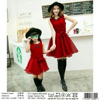 Dress Couple Ibu Anak