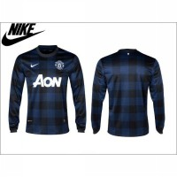 Nike Manchester United Long Sleeve Away Jersey Original 547931-411