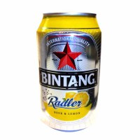 Beer bintang radler lemon (1 pack)