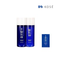 Kose Medicated Seikisei set(Lotion 33ml+Emulsion 33ml+ Whitening Mask 1pc)