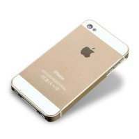 For IPHONE 4/4S/5/5S ACRYLIC METAL Back Case - Design yourself