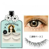 Koji Dolly Wink Lashes #9 Natural Dolly