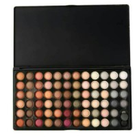 EYESHADOW MAKE UP PALETTE 72 COLORS IMPORT WARM COLOUR