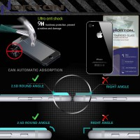 Norton Back Tempered Glass iPhone 4 - 4S