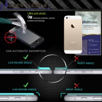 Norton Back Tempered Glass iPhone 5 - 5S - SE