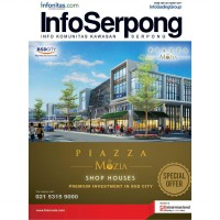[SCOOP Digital] InfoSerpong / MAR 2017