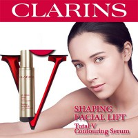 Clarins Shaping Facial Lift Total V Contouring serum (New version) 10ml