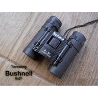 Teropong Bushnell 8x21 Zoom
