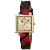 [poledit] Vivienne Westwood Women`s VV087GDBR Exhibitor Analog Display Swiss Quartz Multi-/13183670