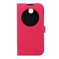 EXCELLENCE FLIP COVER ETERNITY LENOVO A 516 - RED