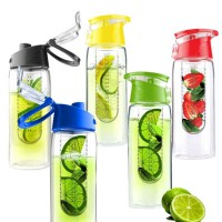 Botol Minum Tritan (New Tritan Infused Water Bottle 2nd Generation)