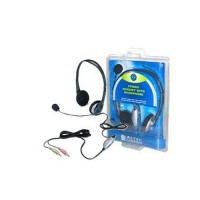 [poledit] ALTEC LANSING STEREO HEADSET WITH MICROPHONE , MODEL AHS322 (black color) (R1)/5572529