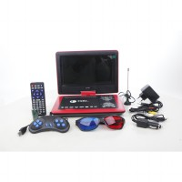 TORI DVD VIDEO PLAYER PORTABLE - TPD 909