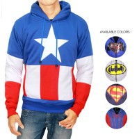 Jaket Sweater Superhero / Mens Superhero Jacket and Sweater / Jaket Sweater Terbaru 2016 / Best Item