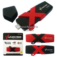 Vandisk Flash Disk V60N 16GB + USB OTG