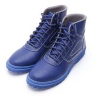 Dr.Kevin Leather Shoes 4022 Blue