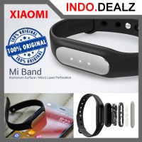 XIAOMI MI BAND 1s HEART RATE GELANG KESEHATAN FITNESS TRACKER