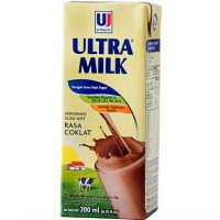 Susu ultra uht coklat 200 ml 1 lusin