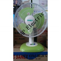 KIPAS ANGIN MEJA / DESK FAN SANEX 12'