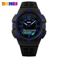 [esiafone happy sale] SKMEI Men Sport LED Watch 1065 - Jam Tangan Pria Original AD1065