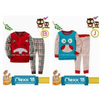 Nexx Animal Pajamas Code B - J