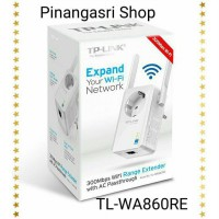 Tl-Wa860re 300mbps Wifi Range Extender With Ac Passthrough Tp Link TP-LINK