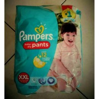 Pampers pant XXL isi 12