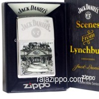 Zippo Limited Edition 28894 Jack Daniels Collector - Scenes From Lynchburg Original USA