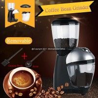 Mitto 220V Electric Automatic Coffee Grinder 8 Mode Kehalusan PM-93
