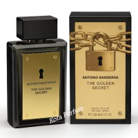 Antonio Banderas The Golden Secret EDT 100ml - Parfum Original