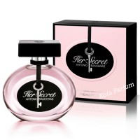 Antonio Banderas Her Secret EDT 80ml - Parfum Original