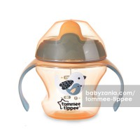 Tommee Tippee Weaning 1st Sippee For Baby Cup 4m - Orange Bird