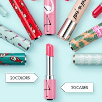 [Etude House] Glass Tinting Lips Talk Case