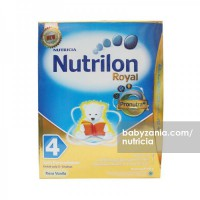 Nutricia Nutrilon Royal Pronutra+ Tahap 4 Vanila Box - 400gr